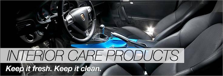 Interior Care Porsche