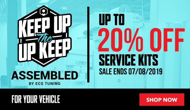 Catch all - Up to 15% Off Assembled By ECS Service Kits