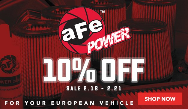AFE Power 10% Off