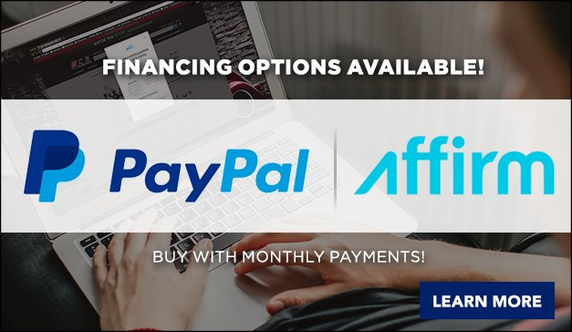 GENERIC - Affirm  - Paypal Credit