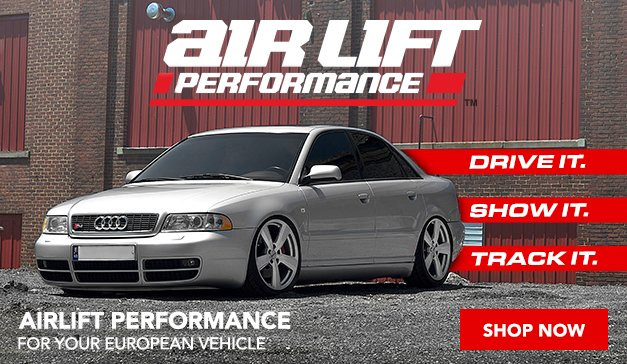 Air Lift Suspension Systems