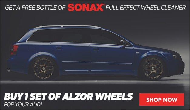 Audi Alzor SONAX
