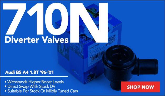 710N Diverter Valves | Audi B5 A4 1.8T