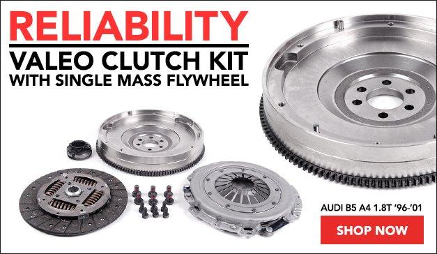Clutch Kit With Single Mass Flywheel | Audi B5 A4