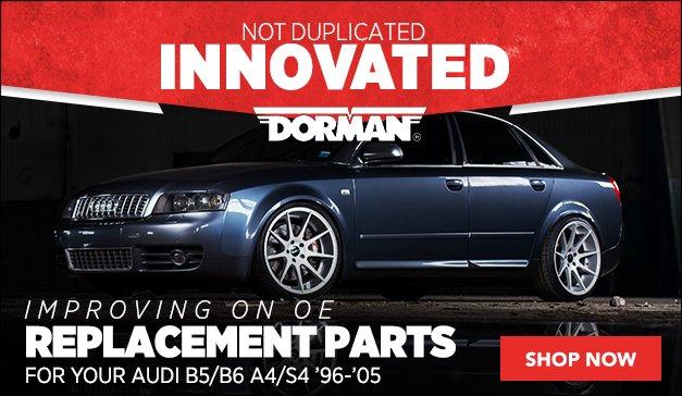 Dorman Products | Audi B5/B6 A4/S4