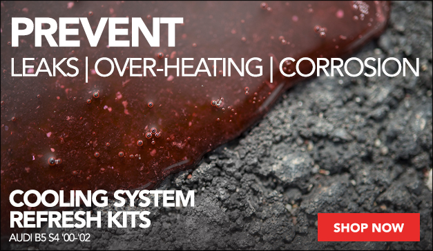 Cooling System Service Kits | Audi B5 S4