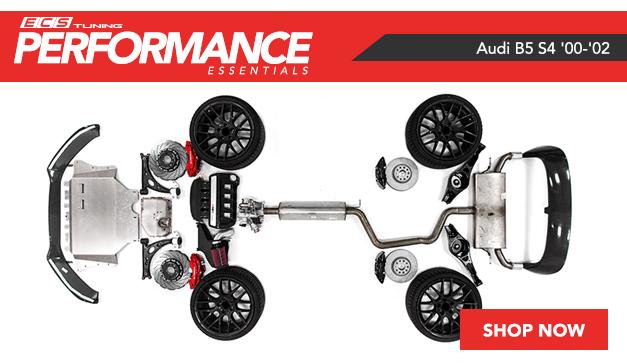 Audi B5 S4 ECS Essentials
