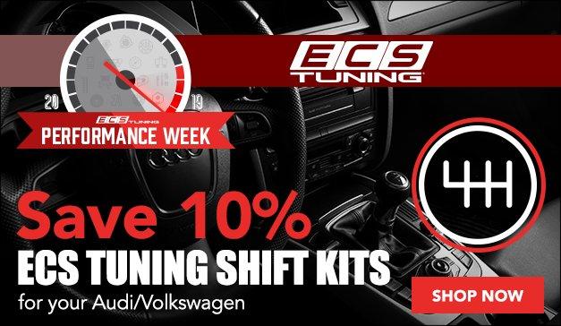 10% Off ECS Short Shifters