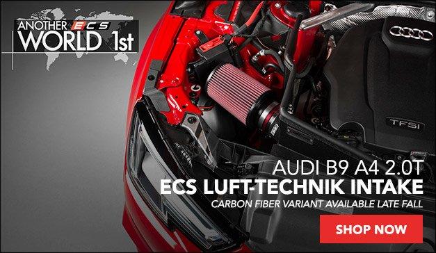 Audi B9 Luft-Technik
