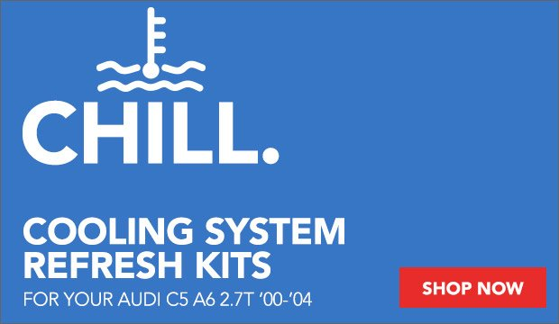 Cooling System Products |Audi C5 A6 2.7T