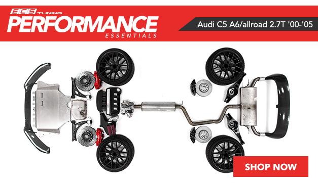 Audi C5 A6/allroad 2.7T ECS Essentials