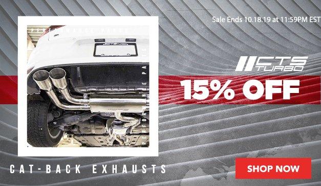 Audi - 15% Off CTS