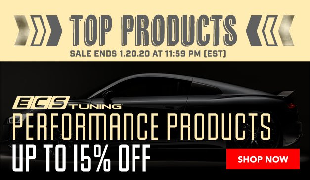 Audi - Up to 15% Off Everything ECS Branded