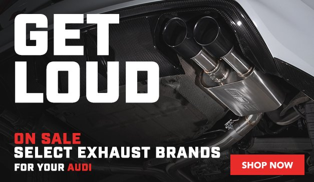 AUDI - Performance Exhaust Options