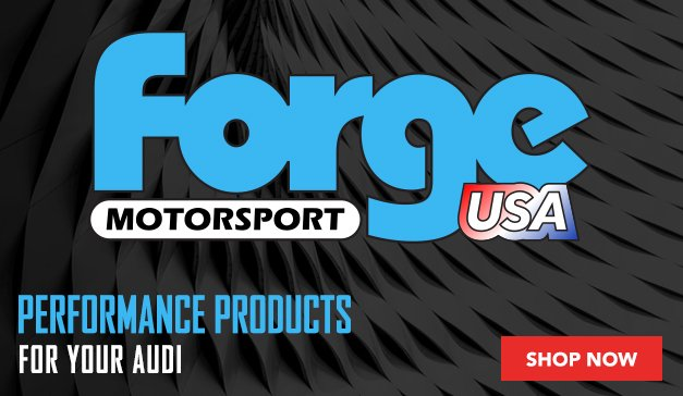 Audi - Forge Motorsport Performance Products