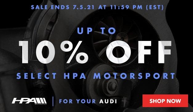 AUDI - HPA Motorsports Sale