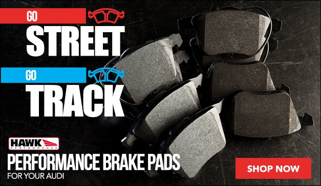 Hawk Performance Brake Pads | Audi