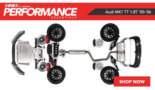 Audi MK1 TT 180/225HP ECS Essentials