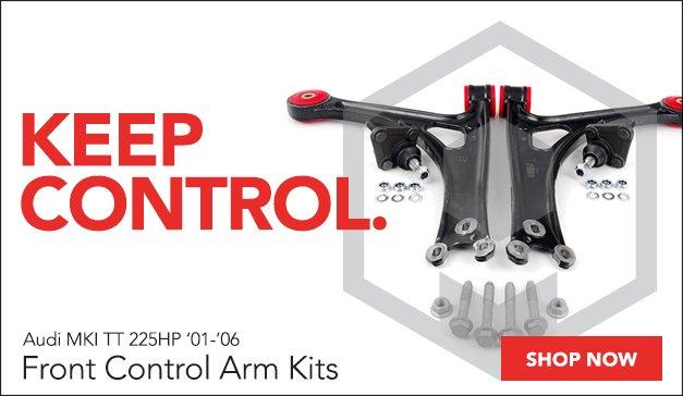 Front Control Arm Kits | Audi MKI TT 225HP