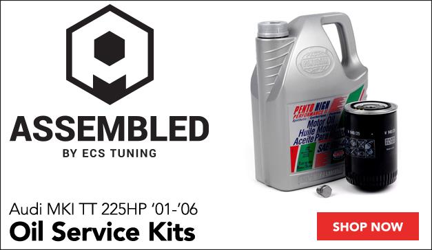 Assembled By ECS Oil Service Kits | Audi MKI TT 225HP
