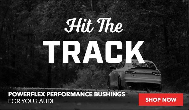 Audi - Powerflex Black Series