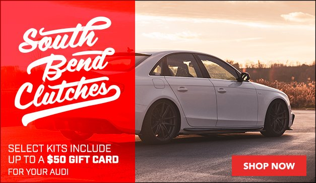 Audi - Southbend - $50Gift Card