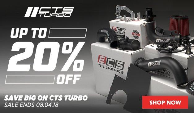 CTS Turbo Sale