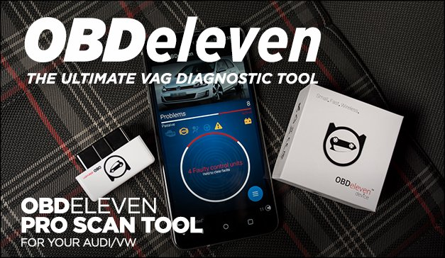 Audi/VW OBDeleven PRO Scan Tool
