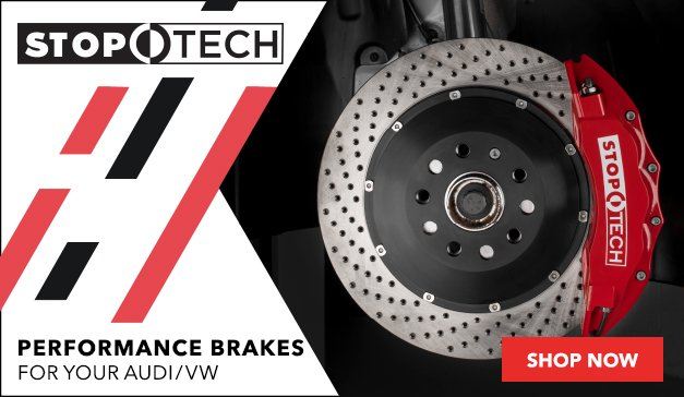 StopTech Braking Solutions for your VW/Audi