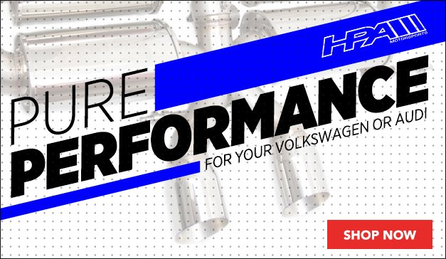 HPA Motorsports Products for your VW/Audi