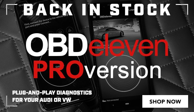 VAG - Now for Android and IOS - OBDeleven Next Gen All-in-one Diagnostic and Coding Tool