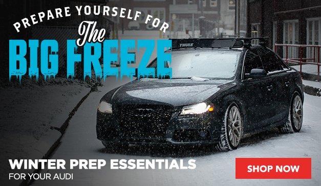 Audi - Winter Prep Essentials