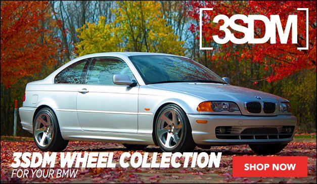 3SDM Wheels for your BMW
