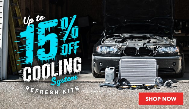 Up to 15% Off - Assembled By ECS Cooling Refresh Kits