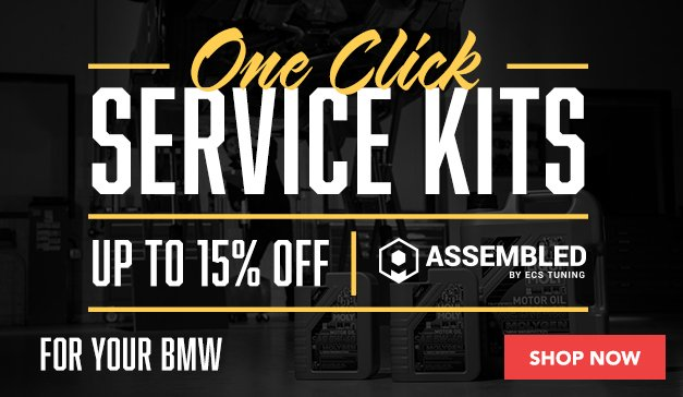 BMW - Up to 15% Off Assembled By ECS Service Kits