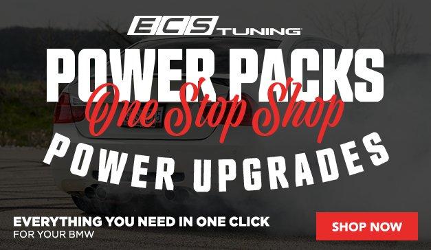 NEW ASSEMBLED BY ECS POWER PACKS