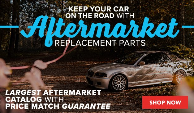 BMW - Aftermarket Parts Catalog