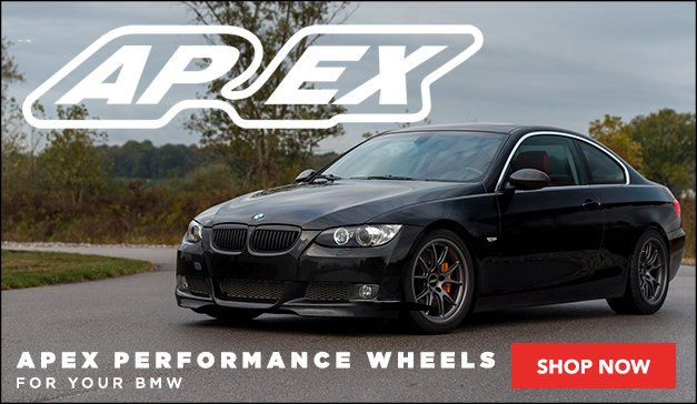 Apex Wheels for your BMW