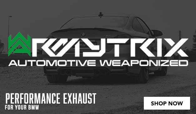 BMW - Armytrix Performance Exhaust