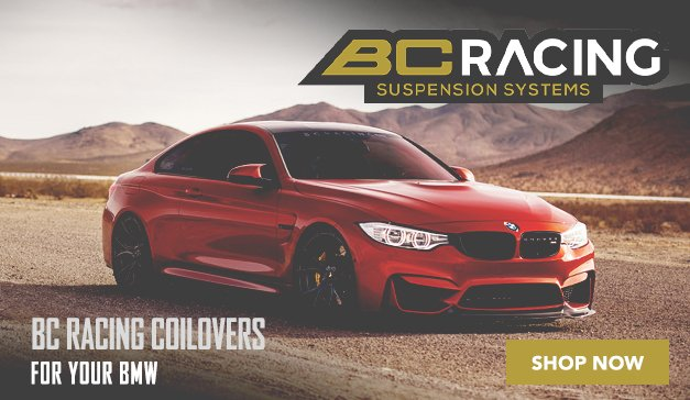 BMW - BC Racing Coilovers