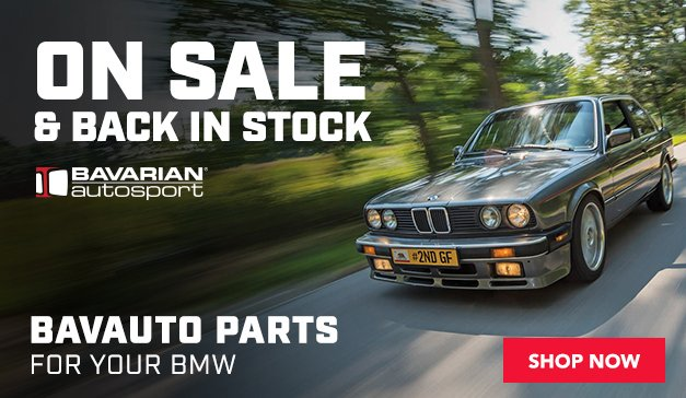 BAVAUTO - Back In Stock & On Sale