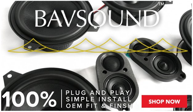 Now Offering BAVSOUND Speakers