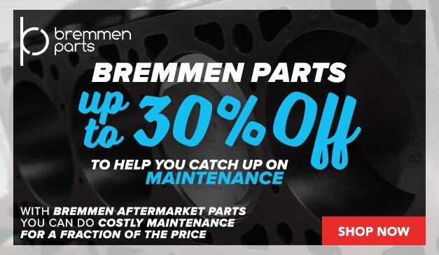 BMW - Bremmen Replacement Parts Sale