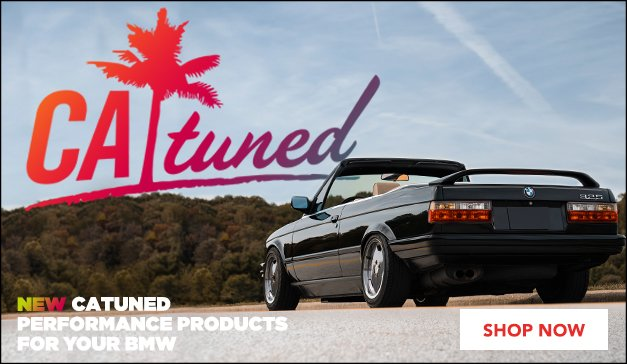 CATuned Performance Products for your BMW