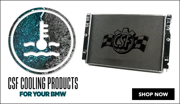 BMW - CSF Cooling Products