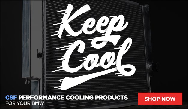 CSF Performance Cooling Products