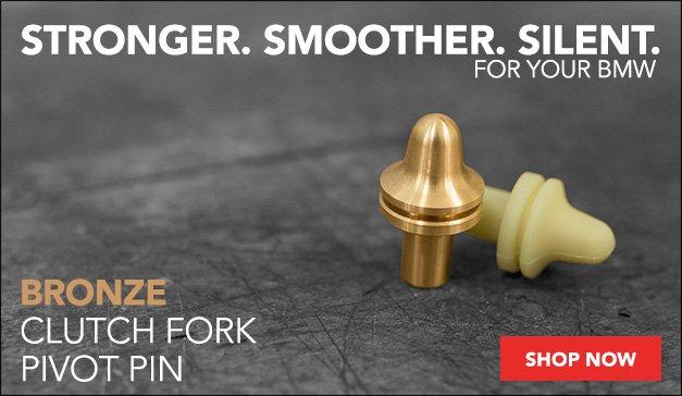 ECS Performance Bronze Clutch Fork Pivot Pin