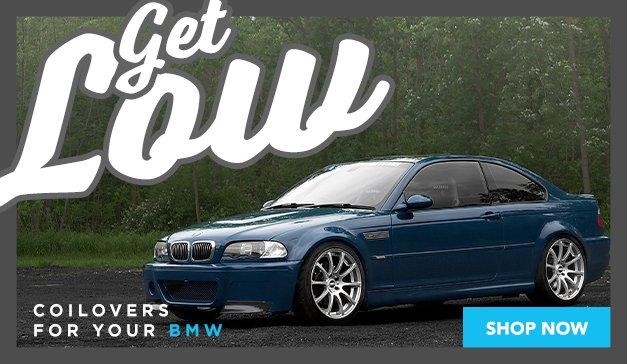 BMW - ECS PERFORMANCE COILOVER CATALOG