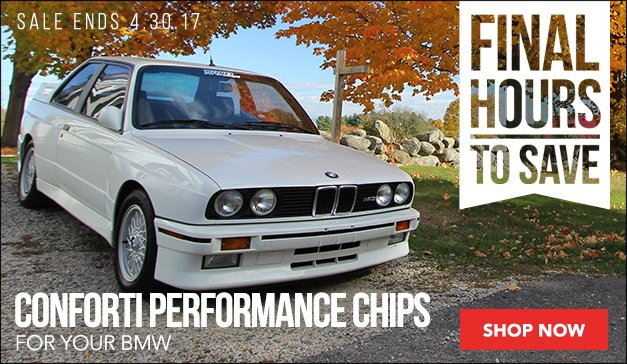 Turner/Conforti Performance Chips for BMW