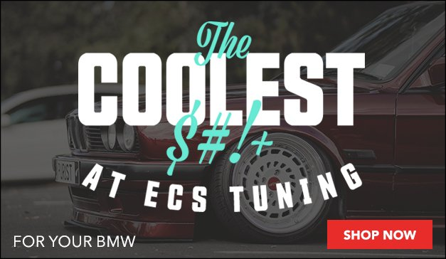 BMW - Coolest Products You Can Get at ECS